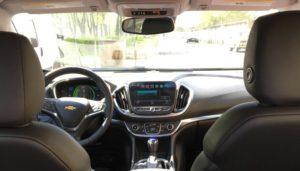 Комплектация Chevrolet Volt Premier