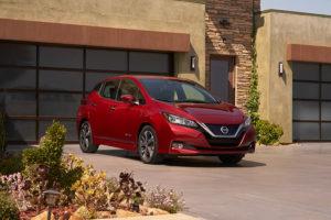 Nissan Leaf - самый выгодный по стоимости владения